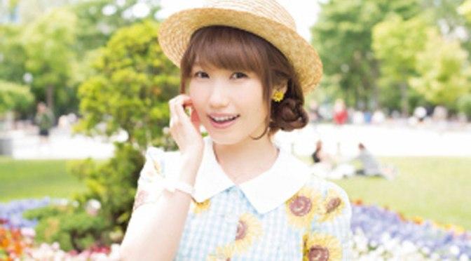 Aya Uchida first image Blu-ray! 泣きべそパンダはどこへ行った ~ハルカカナタ 口笛の旅~ & 2nd LIVE & 「Blooming!」