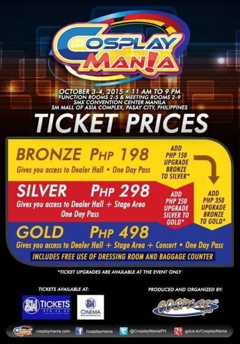 cm ticket price