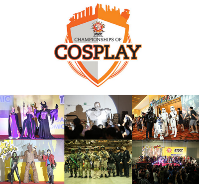 Championships of cosplay