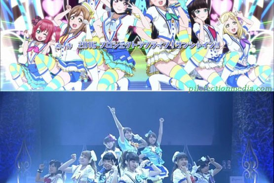 Love Live! Sunshine!! Numazu Event – Perfect synchronised Aozora Jumping Heart OP showcase 「ラブライブ!サンシャイン!!」「沼津イベント」「青空Jumping Heart」中文】Love Live! Sunshine!! Aqours 夏暑假課外活動 ~ 夏日祭和大家在一起 ~ 在沼津市