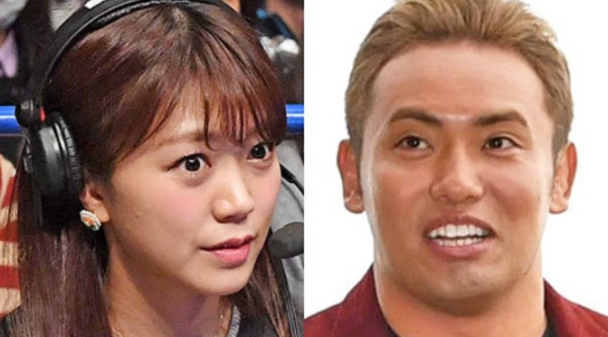 Mimori Suzuko is dating Kazuchika Okada and currently in their 5 months serious relationship.
